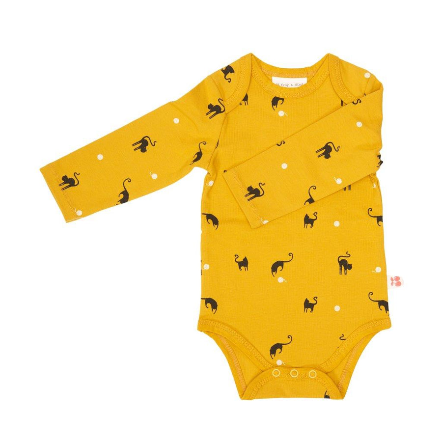 74-80 BODY LONG SLEEVES CATS JERSEY COTTON