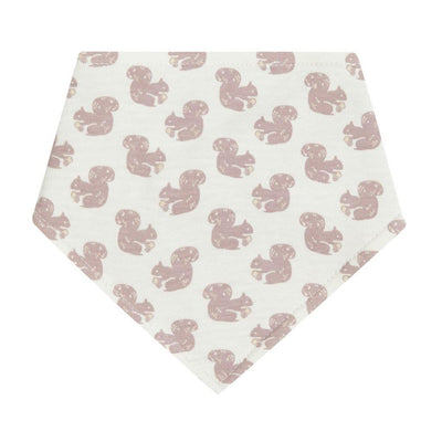 Babero Reversible One Animales & Rayas