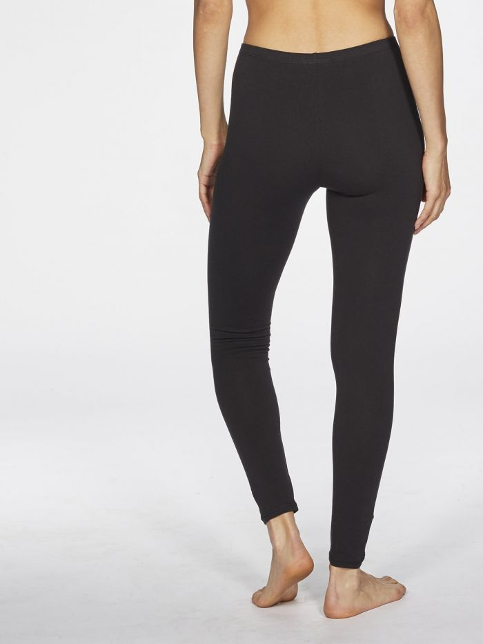 Leggings Bambú Base Layer Negro