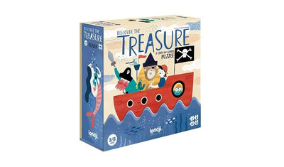 Puzzle Discover The Treasure