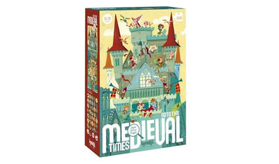 Puzzle Go To Medieval Times