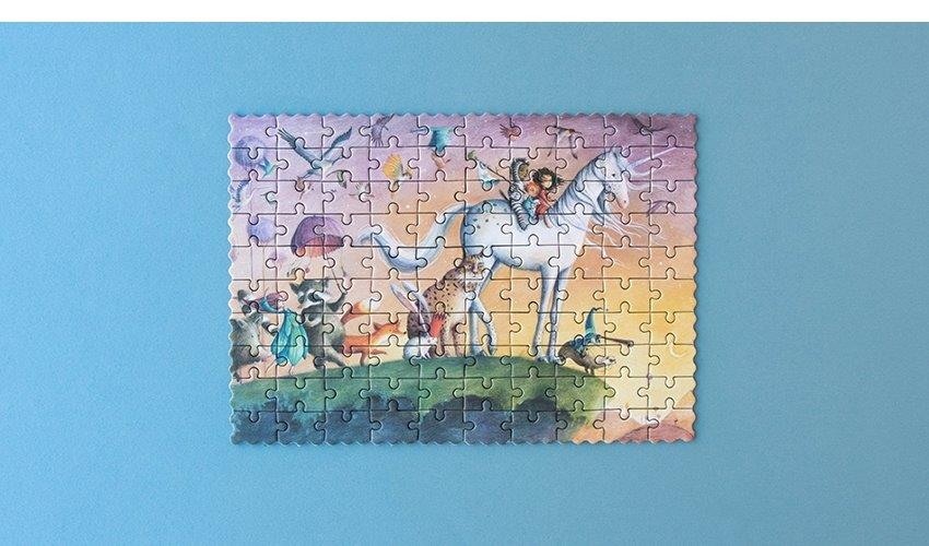 Puzzle Pocket My Unicorn