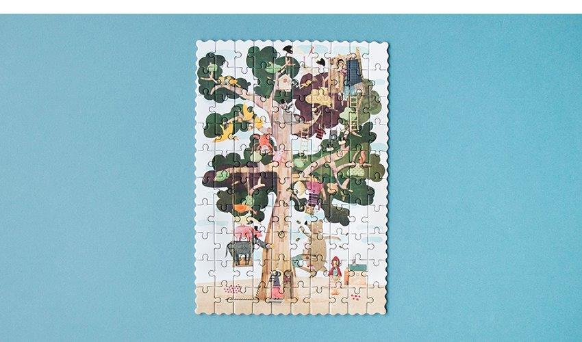 Puzzle Pocket My Tree