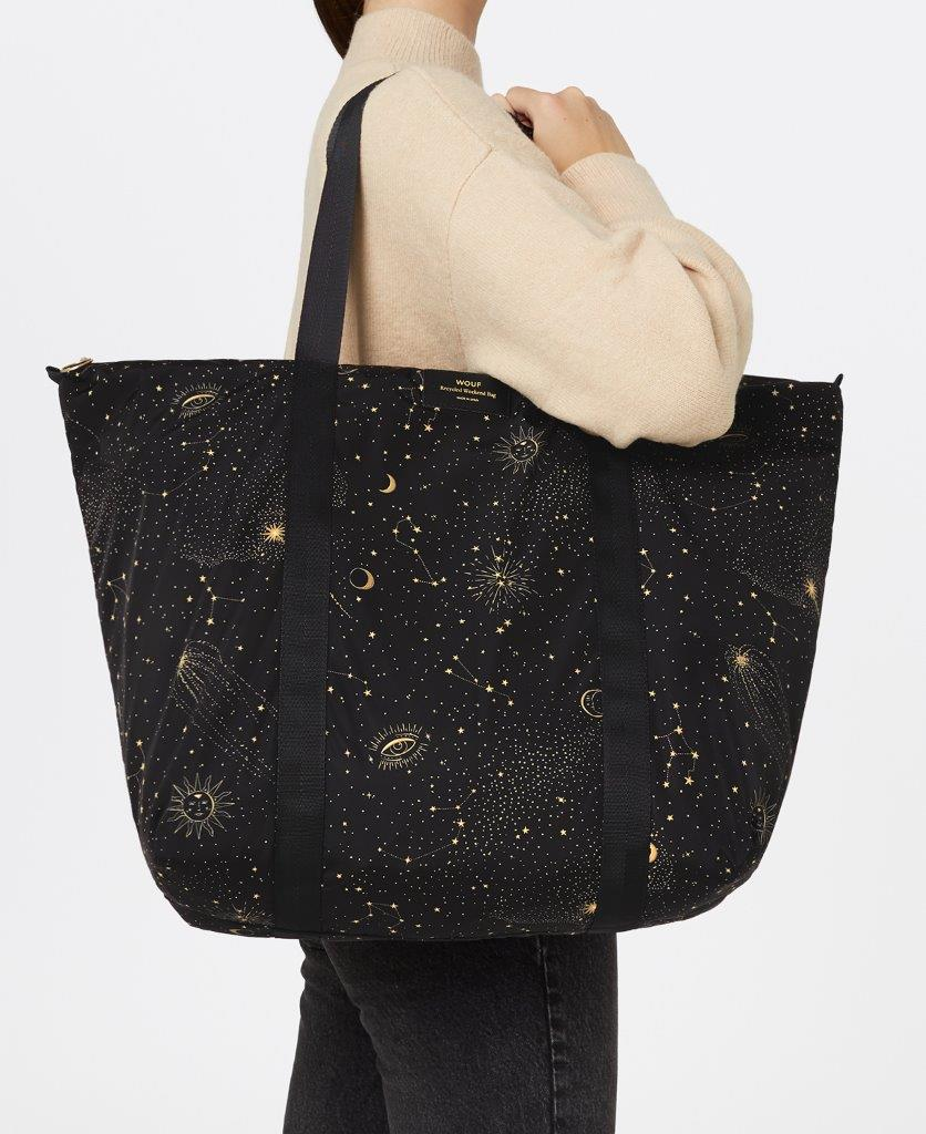 Bolso Weekend Reciclado Galaxy