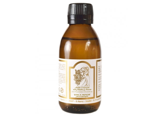 Aceite corporal anticelulítico Vinca Minor, 150ml