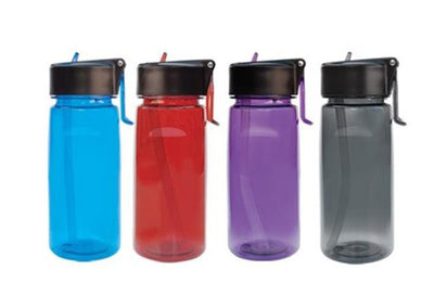 Botellas reutilizables Adulto sin BPA 650ml