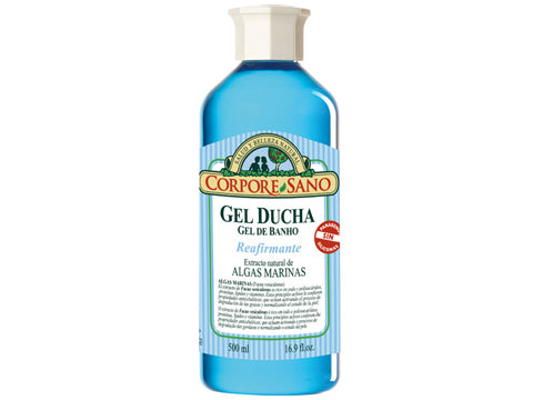 Gel de ducha Acción Reafirmante Algas marinas 500 ml