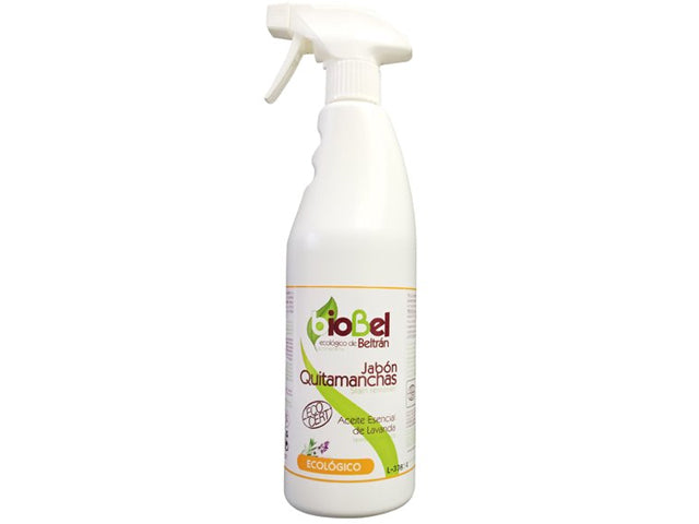 Spray quitamanchas BioBel eco 750 ml.