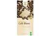 Tableta Chocolate Blanco Café bio