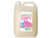 Suavizante Wash Soft concentrado 5L.