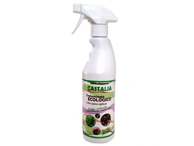 Jabón Potásico Spray Castalia 750 ml.