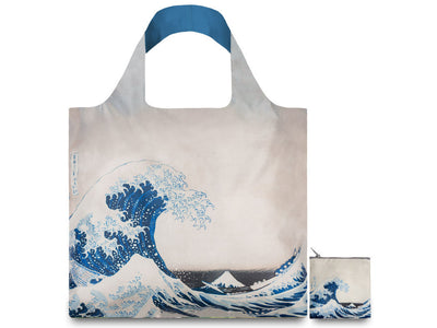 Bolsa The Great Wave Hokusai HO.WA