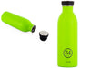 Botella Urban Lime Green acero inox 0,5L.