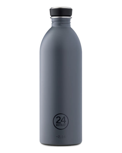 Botella Urban Color acero inox 1L.