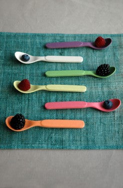Cucharas Spoonful of Colour Set x6