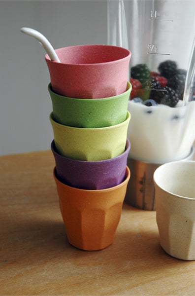 Vaso Cupful of Colour M