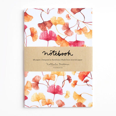 Notebook A6 GHINKO 80p
