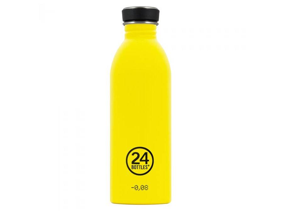 Botella Urban Taxi Yellow acero inox 0,5L
