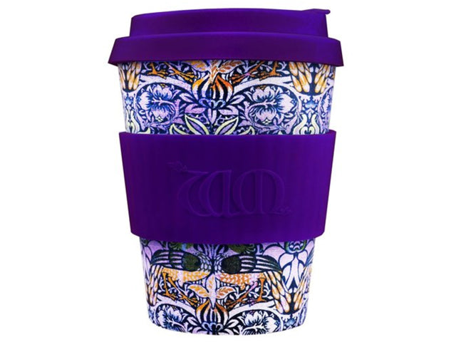 Vaso Ecoffee 350ml William Morris Peacock