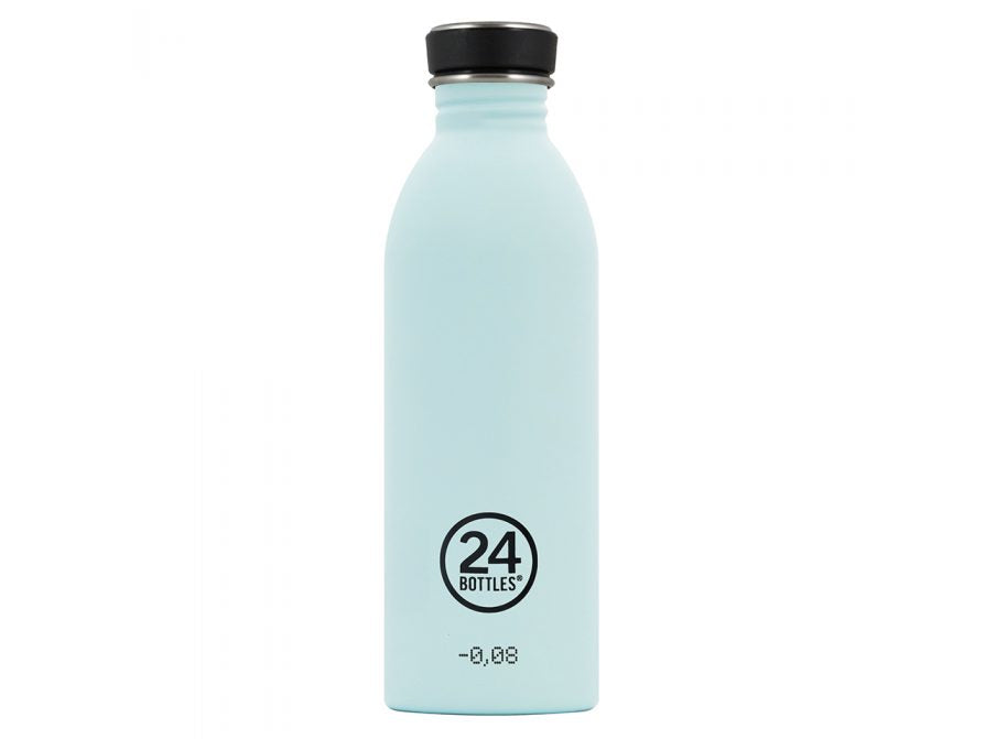 Botella Urban Cloud Blue acero inox 0,5L.