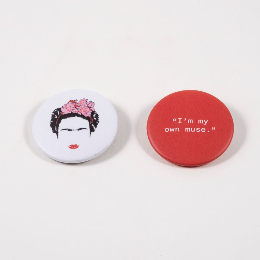 Set 2 Chapas Muse
