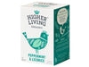 Infusión de menta & regaliz Bio Higher Living 15 bolsas