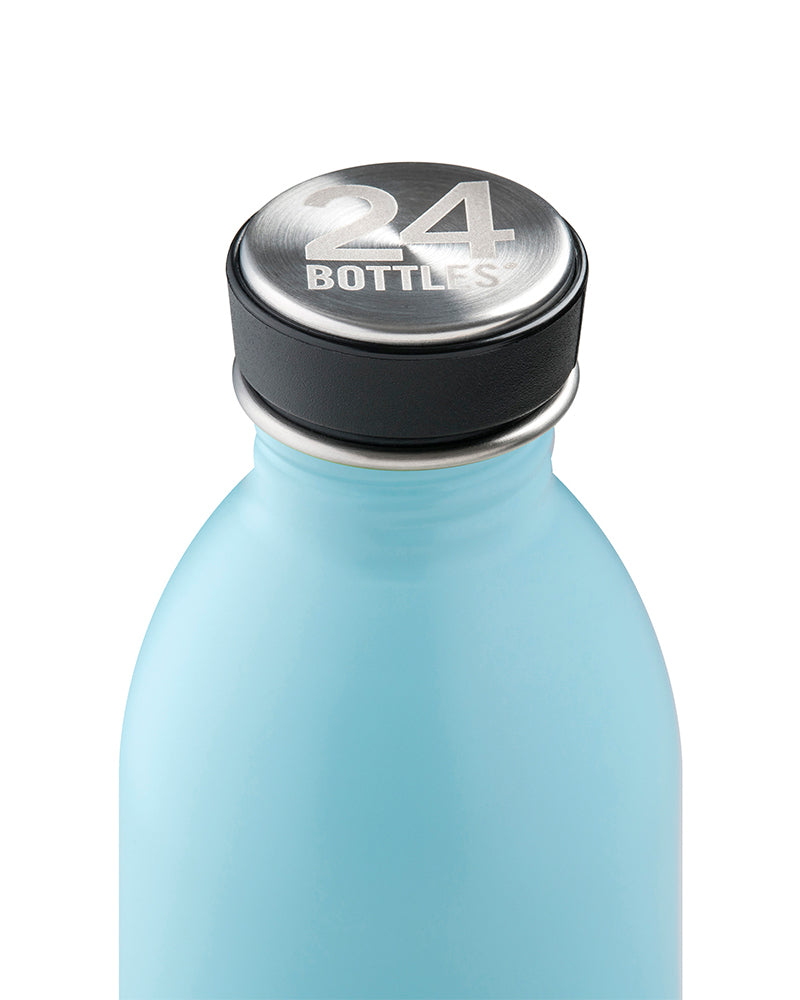 Botella Urban Cloud Blue acero inox 0,25L.