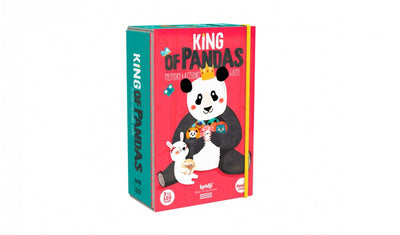 Memo Actions King of Pandas