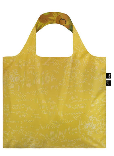 Bolsa reversible Sunflowers DB.VG.SF