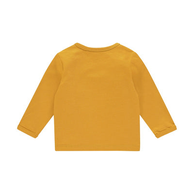 Camiseta Hester Honey Yellow