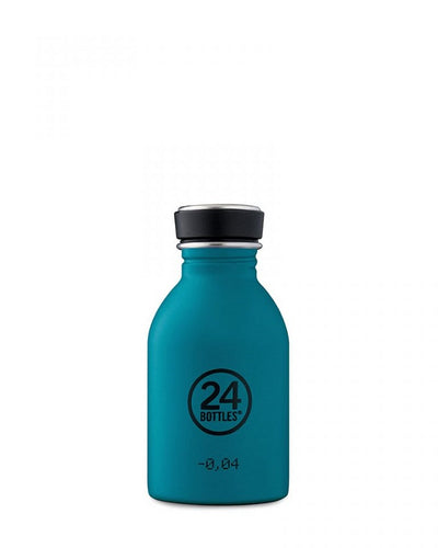 Botella Urban Stone Atlantic Bay acero inox 0,25L.