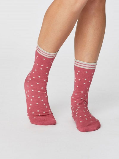 Calcetines Star Spot Blush Pink 37-41
