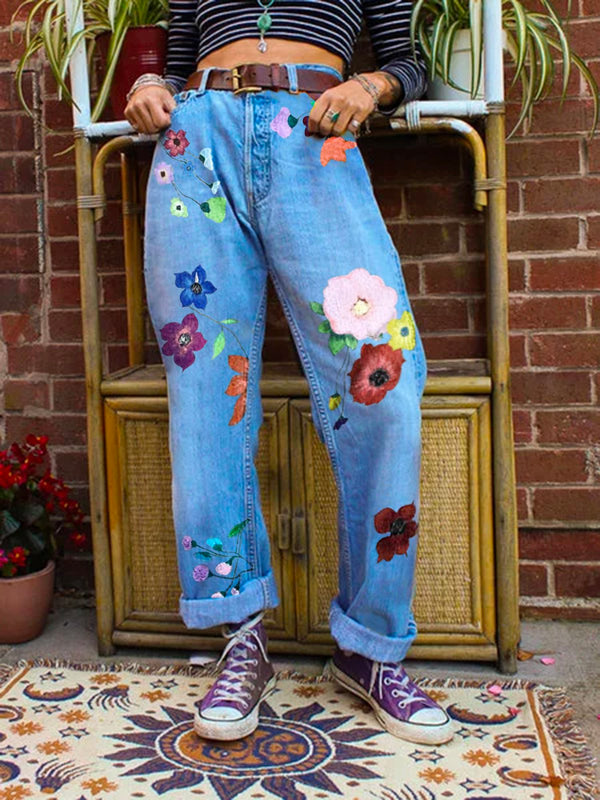 Shift Casual Floral Pants