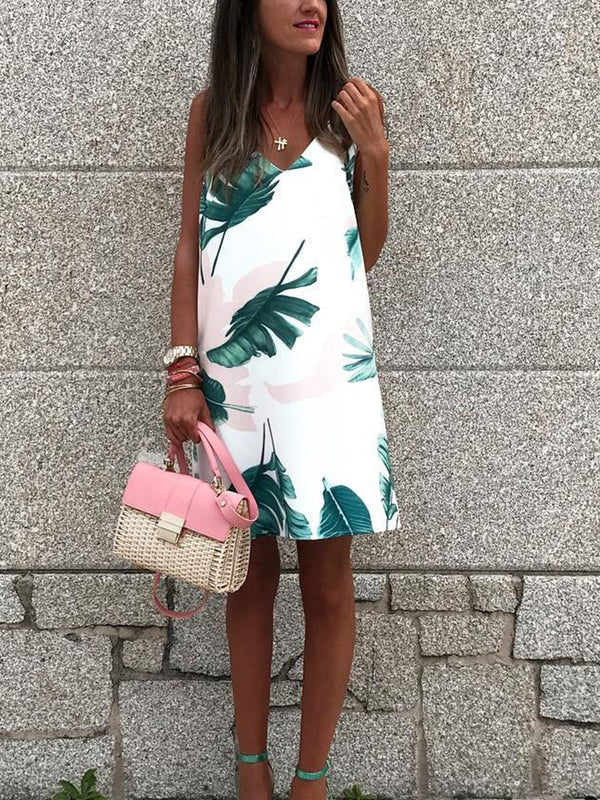 Floral-Print Holiday Dresses
