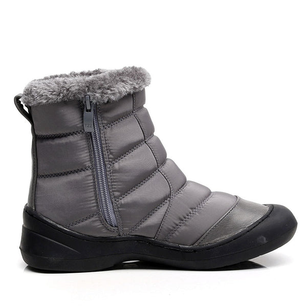 Winter Casual Warm Plush Snow Boots