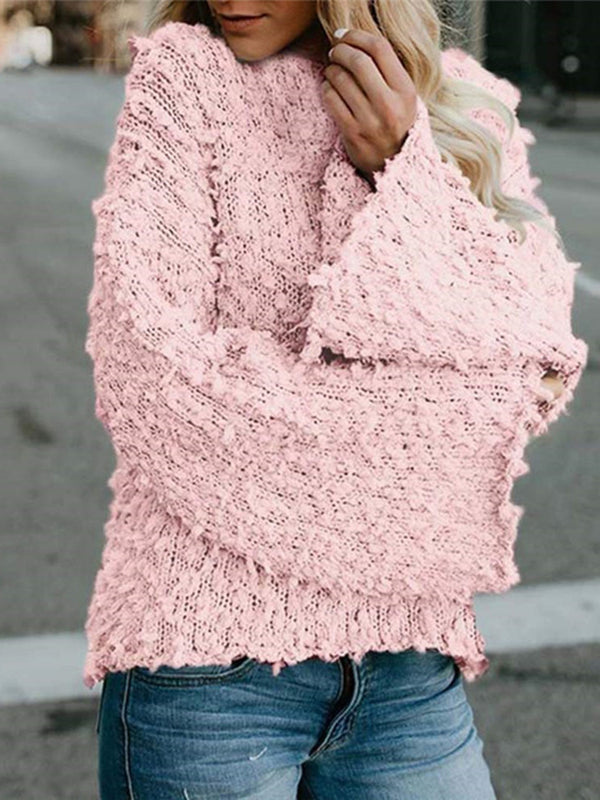 Women's Sherpa Jumper Sweaters