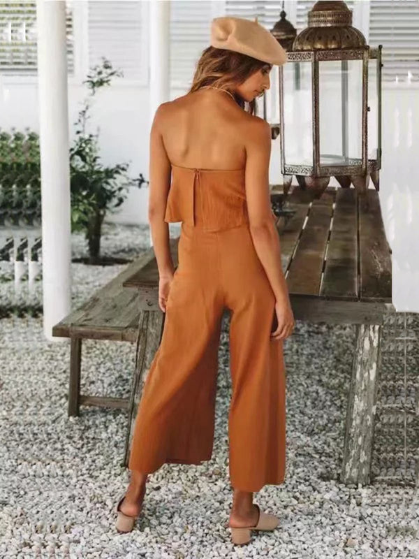 Holiday Casual Jumpsuit