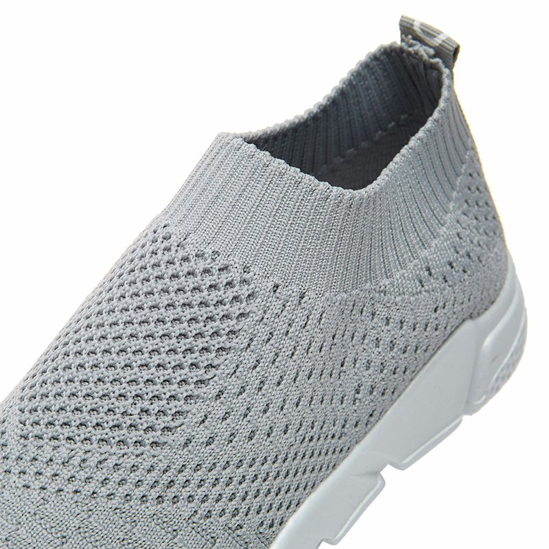 Mostata women's stretch fabric Breathable sneakers