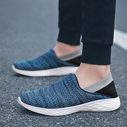Women Casual Breathable Sneakers Athletic Slip On Shoes