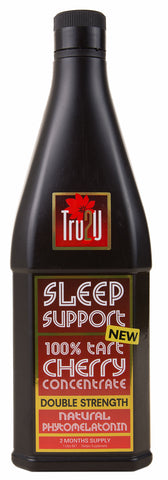 Sleep Support Double Strength Tart Cherry Juice - 1 litre Conc.