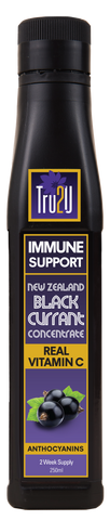 Immune Support Blackcurrant Juice - 250ml Concentrate