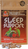 Sleep Support Tart Cherry Skin Capsules w/ L-Theanine