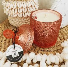 Rose Gold Tear Drop Candle