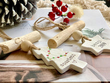 Personalised Christmas Keepsake
