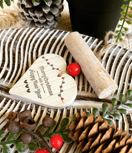Clay and Driftwood - Christmas