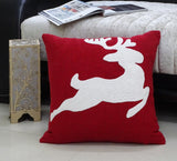 "Chicos Home 20"" x 20"" Christmas Throw Pillow"