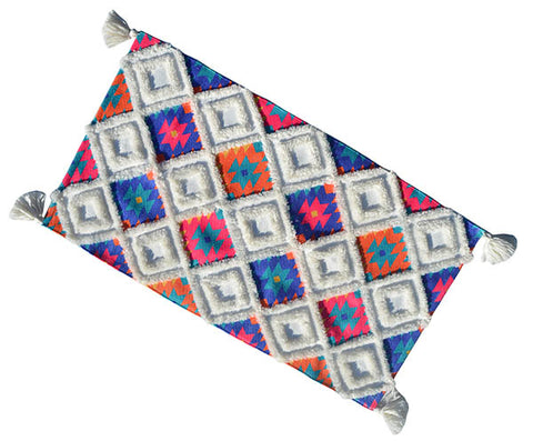 Chicos Home Accent Rug Woven in Multi Color - Vibhsa