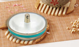 Vibhsa Engagement Ring Holder Dish (Turquoise) - Vibhsa