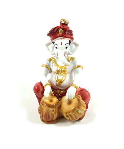 Lord Ganesha Playing Tabla - Vibhsa