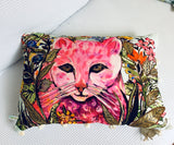 Decorative Throw Pillow Cover Fall Collection Alice Cat